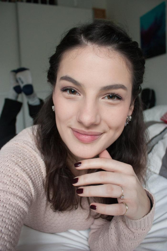 Frühlings Make-up Annika Hähnlein Mönchengladbach Auge
