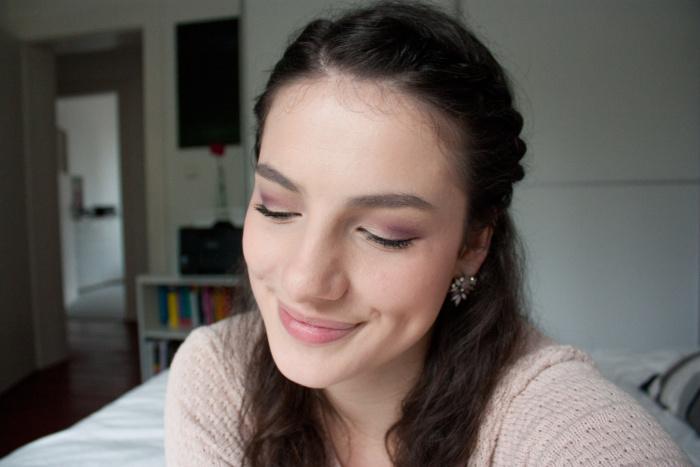 Frühlings Make-up ros Annika Hähnlein Mönchengladbach